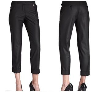 Trina Turk Skinny Ankle-Length Pants